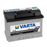 аккумулятор 70 VARTA Black dynamic 570 409 064