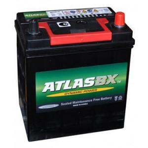 аккумулятор 38 ATLAS ASIA MF42B19L (540126) тонк кл о/п