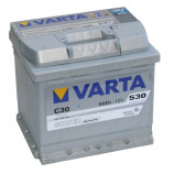 аккумулятор 54 VARTA Silver dynamic 554 400 053 о/п