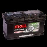 аккумулятор 95 MOLL EFB R