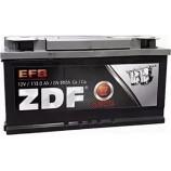 аккумулятор 110 ZDF EFB Technology о/п