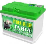 аккумулятор 56 TYUMEN BATTERY Тайга п/п