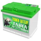 аккумулятор 62 TYUMEN BATTERY Тайга п/п