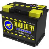аккумулятор 55 TYUMEN BATTERY Standard п/п