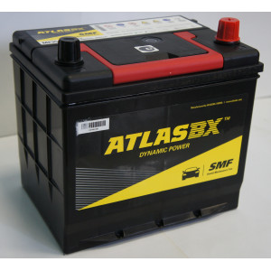 аккумулятор 60 ATLAS BX MF35-550 100RC о/п