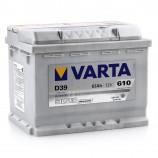 аккумулятор 63 VARTA Silver dynamic 563 401 061 п/п