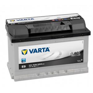 аккумулятор 70 VARTA Black dynamic 570 144 064 о/п