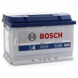 аккумулятор 74 BOSCH S4 574 012 068