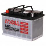 аккумулятор 80 MOLL MG Standard L