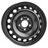 Диск штампованный 6.5x16 5x112 et42 d57.1 8425ST(9284549) VW Passat (3C) Black Eurodisk