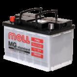 акумулятор75 MOLL MG Standard L прям