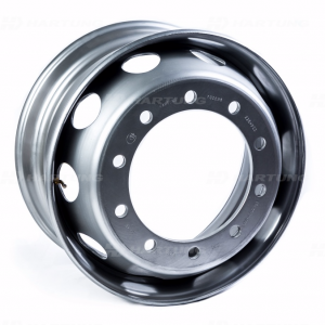 Колесо дисковое HARTUNG 9.0х22,5 10/335 D281 ET165.5