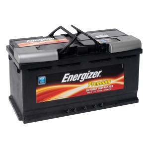 аккумулятор 100 ENERGIZER PREMIUM 600 402 083 о/п 353*175*190