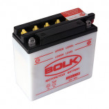 аккумулятор 12V6Ah Мото BOLK 506011-12N5,5-3В сух