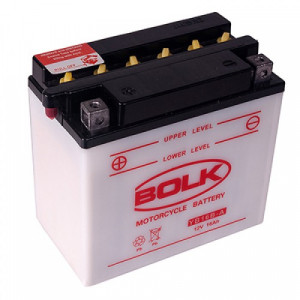 Аккумулятор 12V16Ah Мото BOLK 516015-YB16B-A сух