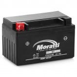 Аккумулятор 12V7Ah Мото Moratti (YTX7A-BS) сух с/эл.