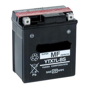 аккумулятор 12V7Ah Мото FORSE MF (YTX7L-BS)