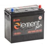 Аккумулятор Smart ELEMENT Asia 6СТ-50.0 LЗ (60B24L) тонк.кл.