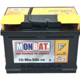 аккумулятор 60 MONBAT FORMULA SMF cтандарт F А56В2P0_1 оп