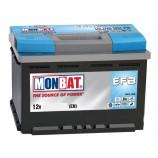 аккумулятор 60 MONBAT EFB GM55L2X0_1 оп