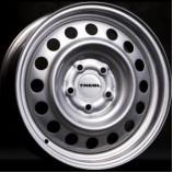 Диск штампованный 6.5x16 5x114.3 et35 d67.1 X40020  Silver TREBL