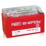 Аккумулятор 12V7Ah Мото RE 12-07 Red Energy