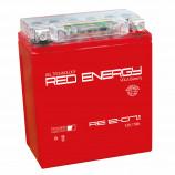 Аккумулятор 12V7Ah Мото RE 12-07.1 Red Energy