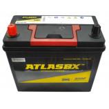 аккумулятор 45 ATLAS BX SMF MF55B24R п/п тонк кл