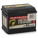 аккумулятор 63 BLACK HORSE +L п/п