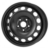Диск штампованный 5.5x15 5x160 et60 d65.1 8505 Ford Transit Black TREBL