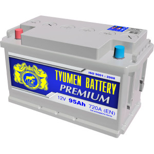 аккумулятор 95 TYUMEN BATTERY Premium п/п