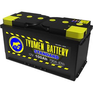 аккумулятор 100 TYUMEN BATTERY Standard п/п