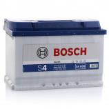 аккумулятор 74 BOSCH S4 574 013 068
