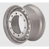 диск колесный 11.75х22.5 10*335. ET120 D281 серебро китай