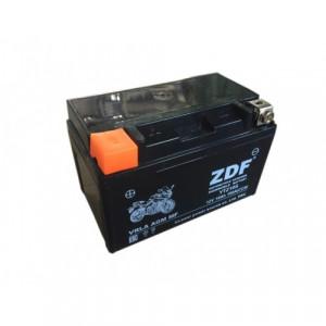 аккумулятор 12V10Ah Мото ZDF VRLA Black 1210 п/п YTZ10S 150х87х93/150 EN
