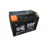 аккумулятор 12V11Ah Мото ZDF VRLA Black 1211 п/п YTZ14S 150х87х110/140 EN