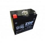 аккумулятор 12V14Ah Мото ZDF VRLA Black 1214 п/п YT14B-4 152х70х150/135 EN