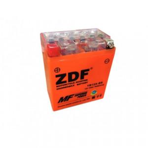 аккумулятор 12V14Ah Мото ZDF GEL Orange 1214 п/п YB12A-BS 136х82х162/175 EN