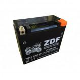 аккумулятор 12V20Ah Мото ZDF1220 о/п YTX20L-BS 177х88х156/250 EN