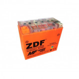 аккумулятор 12V20Ah Мото ZDF GEL Orange 1220 п/п YT20-4 175х87х155/270 EN
