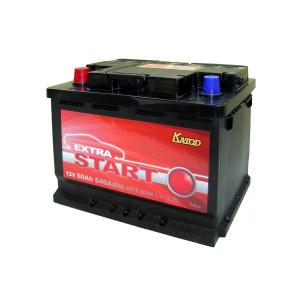 аккумулятор 60 EXTRA START N L+ (L2) п/п
