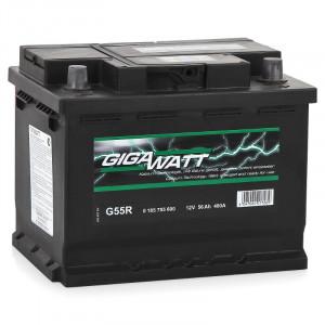 аккумулятор 56 GIGAWATT G55R 556 400 048 о/п